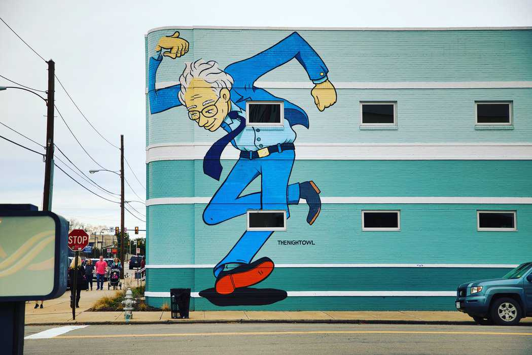 No matter where you live, there is a muralist near you looking to create art for you.